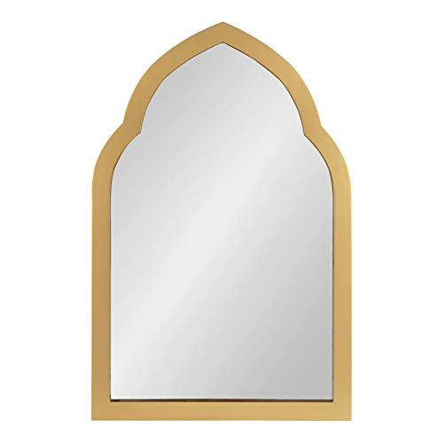 Kate and Laurel Eileen Framed Arch Mirror, 20
