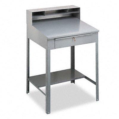 TNNSR57MG Tennsco Desk,shop,open,36x30,mgy by Tennsco