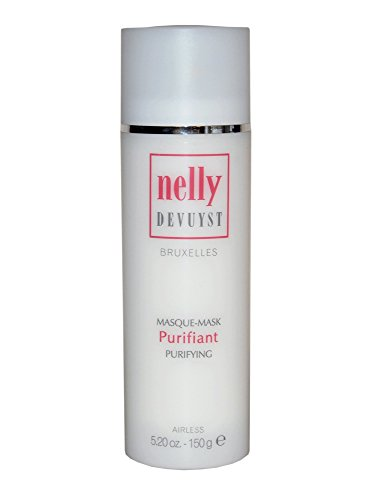 Nelly De Vuyst Purifying Mask 5.20 oz. SALON SIZE - NEW by Nelly De Vuyst