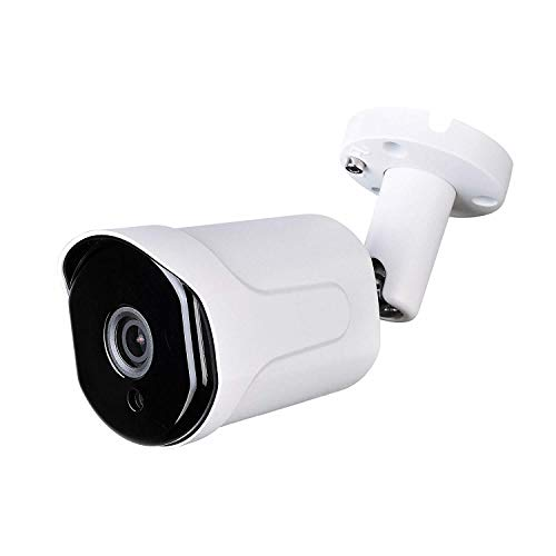 HDView 5MP TVI / AHD Camera, 4MP CVI Camera, HD Megapixel Bullet Security Camera 3.6mm Lens Turbo Platinum Infrared Night Vision IR-CUT DNR UTC OSD