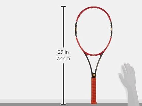 Faire Du Shopping Livraison Gratuite Qualité À Vendre Wilson WRT73011U3 Raquette de tennis Taille 3 Dédouanement Nouvelle Arrivée Nouveau sO5lafO4h