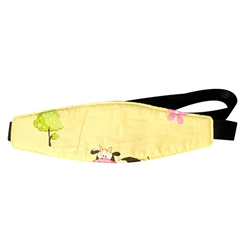 AFfeco Car Safety Seat Sleep Positioner Baby Head Support Pram Stroller Belt from AFfeco