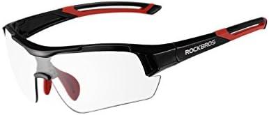 ROCKBROS Gafas de Sol Fotocromáticas Lentes Transparentes con ...