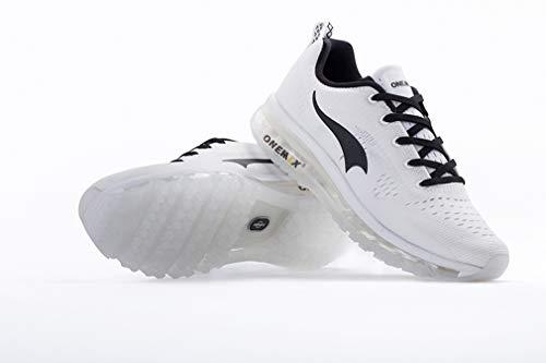 Black OneMix Corsa Adulti da Unisex Scarpe White Dilize 4qRgn