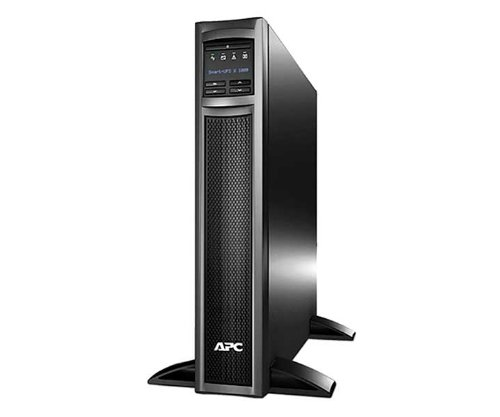 APC Smart-UPS X 1500 VA Tower/Rack Mountable UPS - 1500VA/1200W - 5.8 Minute Full Load - 8 x NEMA 5-15R - SMX1500RM2UNC