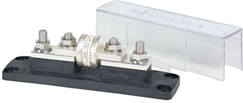 Blue Sea Systems Class T 225 to 400A Fuse Block with Insulating Cover
