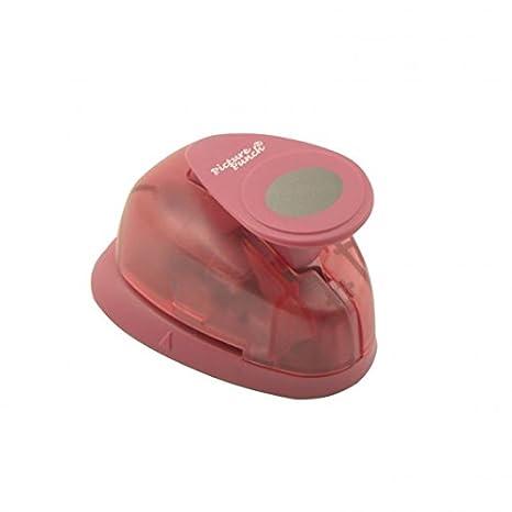 Vaessen Creative 21440-020 Perforatrice Ovale, Medio, Plastic, Multicolore, 12.7 x 8.5 x 6.7 cm