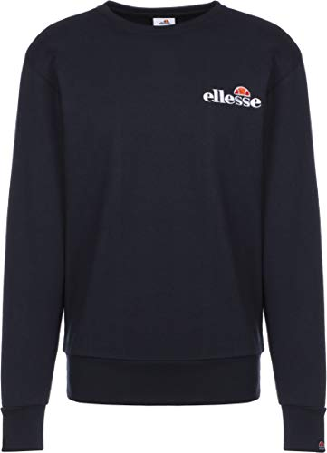 ellesse Sweater Herren FIERRO Sweatshirt Blau Navy