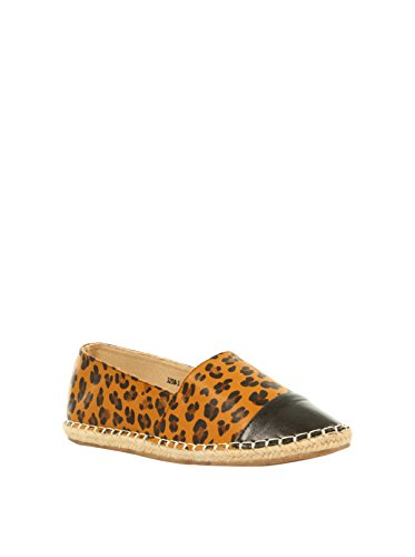 Like Style Women's Loafer Flats brown camel Leopard iRLv1