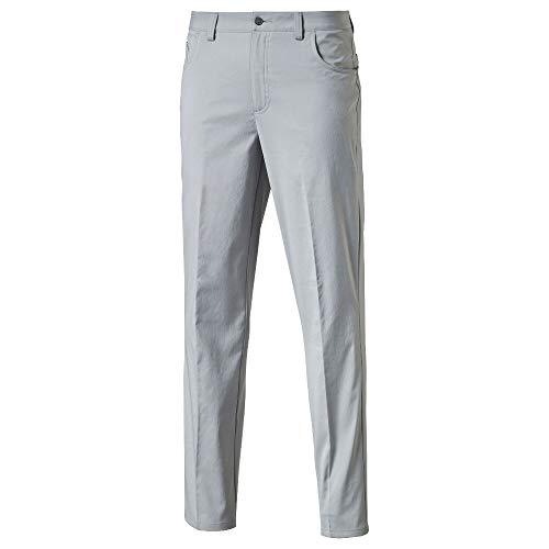 (PUMA Golf Men's Six-Pocket Pants Quarry Pants)