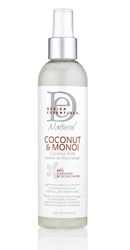 Design Essentials Natural Nourishing Coconut Milk Leave-In C