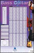 (Bass Guitar Poster: 23 inch. x 35 inch. Poster)