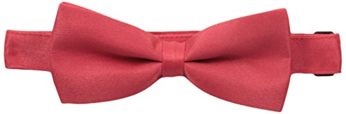 Men's Formal Red Bow-Tie for a Tuxedo -