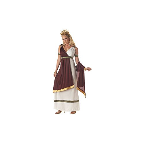 Roman Empress Adult Costume - Small