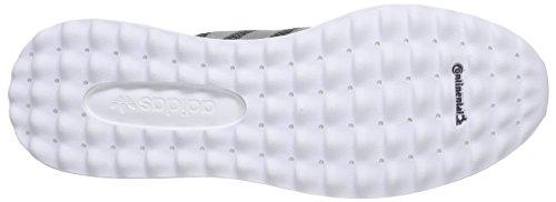 White Blanco da Adulto Scarpe Angeles adidas Los Gris Grey Corsa Silver Plata Unisex waqzF7Ozp