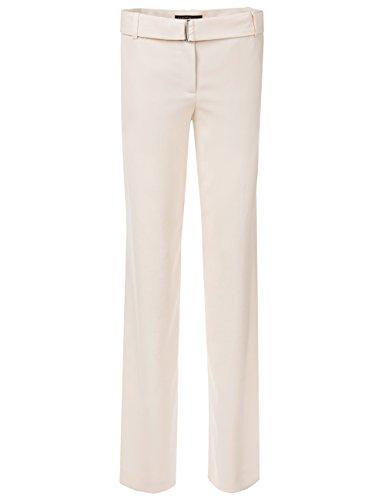 panna Para 142 Collections Blanco Mujer Pantalones Marc Cain 8Ytn4qp
