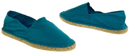 Donna Turqouise Studio Espadrillas Basse Footwear q7SfxHvw