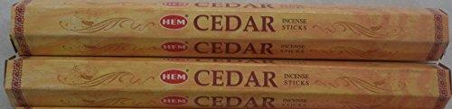 Hem - Cedar Incense - 40 Sticks