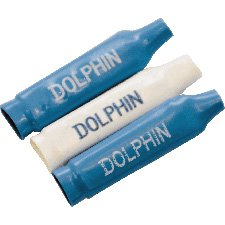 - Dolphin Super B Strip-Free Crimp Terminals Sealant Filled Blue 1000 Pack-by-Dolphin