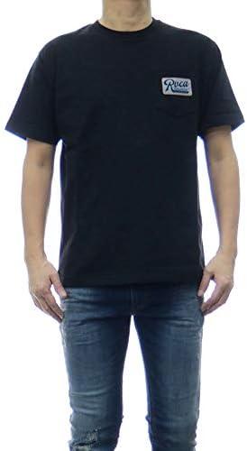 [RVCA(ルーカ)] クルーネックTシャツ MUSTANG SS / BA041-215 メンズ