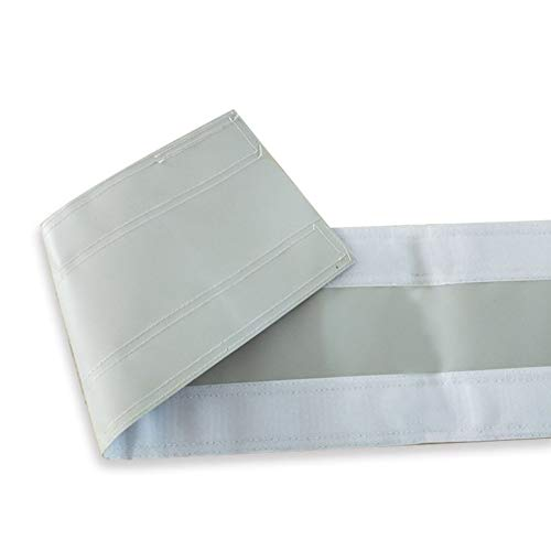 MELCHEF Air Track Connector Tape Gray Strips Fit 3ft Wide Air Mat The Strip of Two Air Track Mats