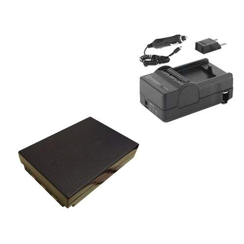 Olympus C-765 Digital Camera Accessory Kit includes: SDLI10B Battery, SDM-148 Charger