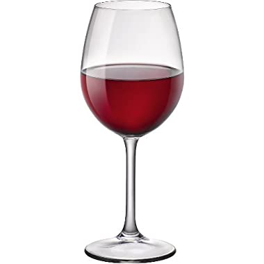 Bormioli Rocco Riserva Cabernet Wine Glasses, Set of 6