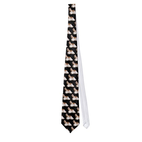 Zazzle Buff Cocker Spaniel Tie