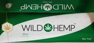 (Wild Hemp Herbal Cigarettes - Hemp-Ettes (Carton of 10)