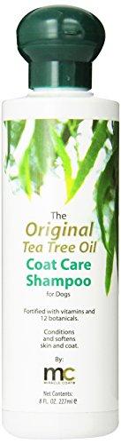 Miracle Coat Original Tea Tree Shampoo 8-Ounce