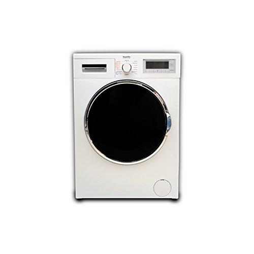 New-Pol 14JEMET68 Independiente Carga frontal A+ Blanco lavadora ...