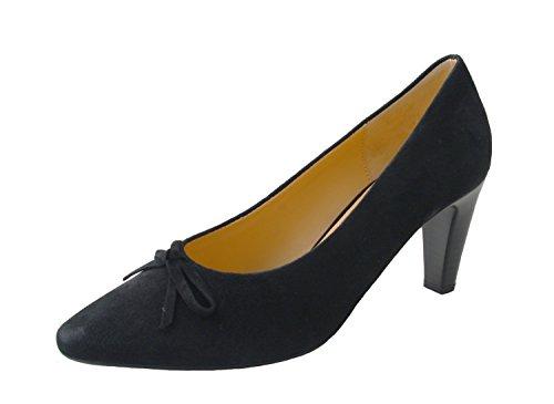 GaborForest - Zapatos de Tacón mujer Negro - negro