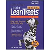 Butler NutriSentials Lean Treats for Dogs, My Pet Supplies
