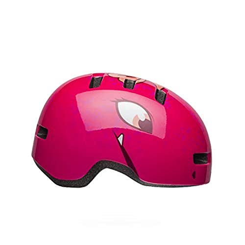 Bell Lil Ripper Helmet Eyes Gloss Berry UC & Headband Bundle
