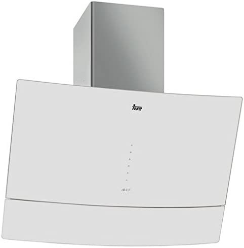 Teka DVU 590 B De pared Blanco 538m³/h D - Campana (538 m³/h ...