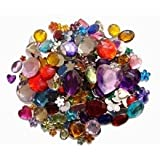 Acrylic Jewels Assorted 70 grm bag