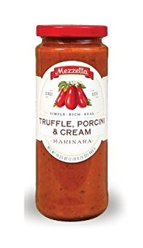 Porcini Cream - Mezzetta Marinara Truffle , Porcini & Cream, Pack of 1