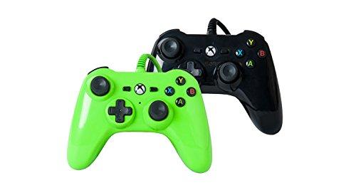 Bensussen Deutsch Xbox One Mini Series Wired Controller Neon Edition CPFA115320-01 ()