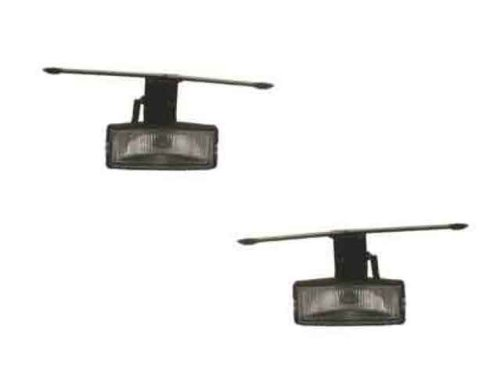 Nissan Frontier/Xterra Replacement Fog Light Assembly - 1-Pair