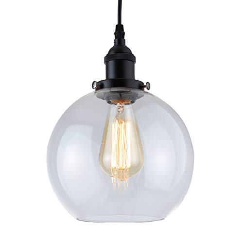 Glass Ball Pendant Light Shade