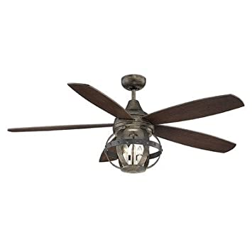 ceiling fan extension. 52\u0026quot; betty-jo 5 blade ceiling fan, extension rod can be used with fan e