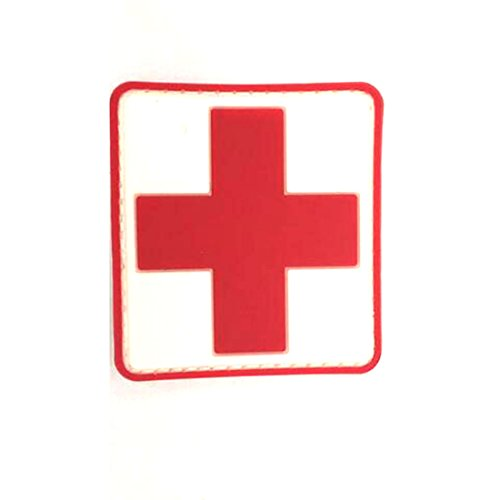 armband-rescue-of-the-red-cross-chapter-morale-patches-badges-white-background-red