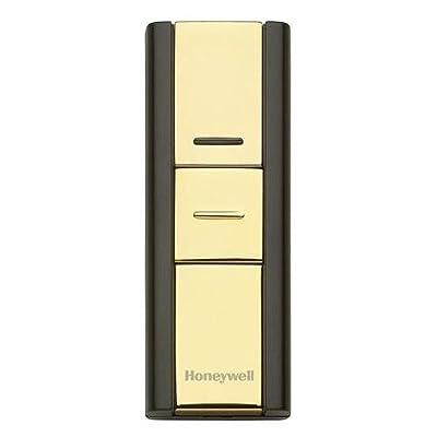 Honeywell RPWL302A1005/A Decor Wireless Surface Mount Door Chime Push Button (HoneywellRPWL302A1005/A ) from Honeywell