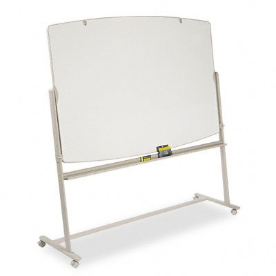 Reversible Presentation Board (Quartet 3640TE Quartet Reversible Mobile Presentation Easel, Dry-Erase, 72 x 48, White/Neutral)