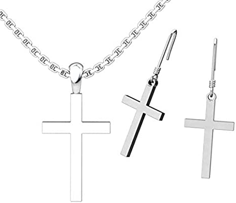 Baptism or Confirmation Gift Sterling Silver Cross Bookmark Christening