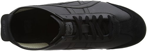 Asics Mexico 66, Zapatillas Unisex Adulto Negro (Black/Black)