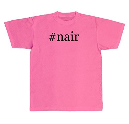 nair-new-adult-mens-hashtag-t-shirt-pink-medium