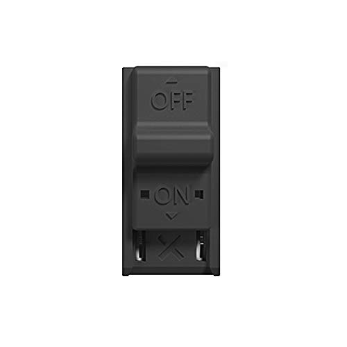 RCM Jig for Nintendo Switch Joy-Con RCM Clip Short Connector for NS Recovery Mode (Black)