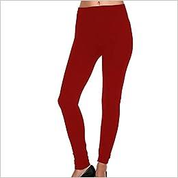 0101b7fd69b4a Winter Ski Warm Thick Fleece Lined Leggings Stretch Pants S/M Red:  0842061145715: Amazon.com: Books