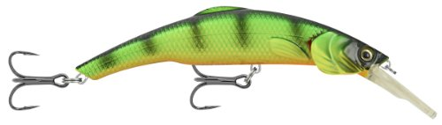 Crankbait Perch (Matzuo Kinchou Minnow Shallow Diver Crankbait, Natural Perch, 4 1/2-Inch)